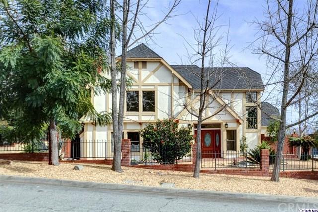 645 Edgeview Drive, Sierra Madre, CA 91024