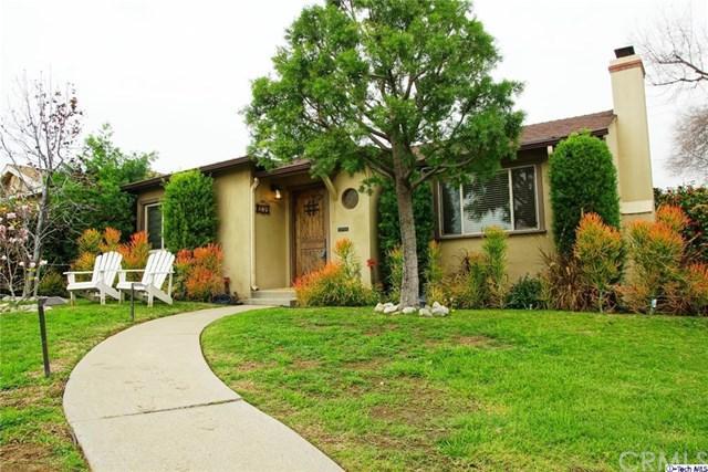 275 N Daisy Ave, Pasadena, CA 91107