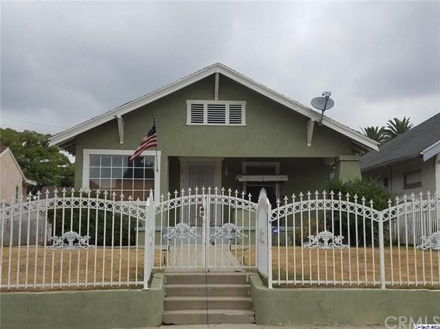 1205 W 51st Pl, Los Angeles, CA 90037