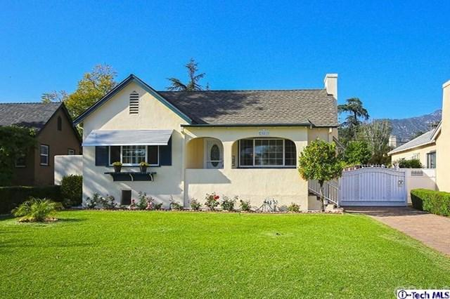 2581 E Villa St, Pasadena, CA 91107