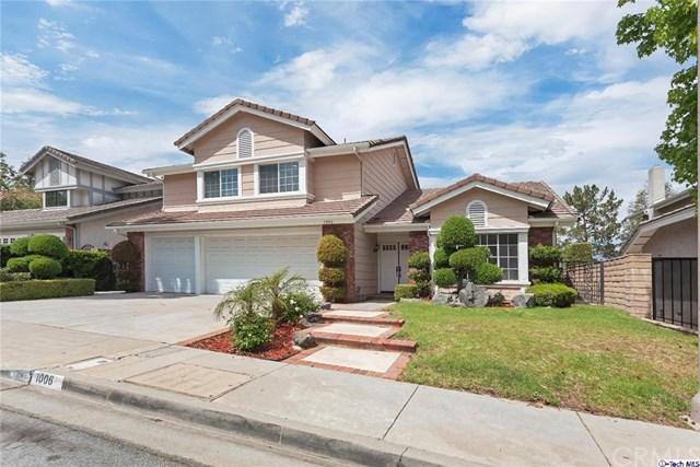 1006 Thornwood St, Glendale, CA 91206
