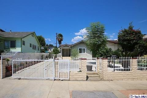 5055 N Range View Ave, Los Angeles, CA 90042