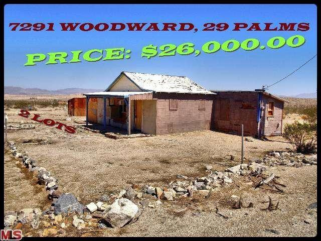 7291 Woodward Avenue, 29 Palms, CA 92277