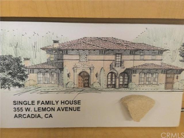 355 W Lemon Ave, Arcadia, CA 91007