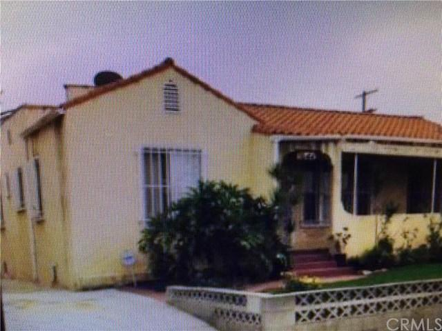 1644 W 69th St Los Angeles, CA 90047