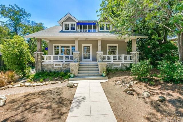 155 N Baldwin Ave, Sierra Madre, CA 91024