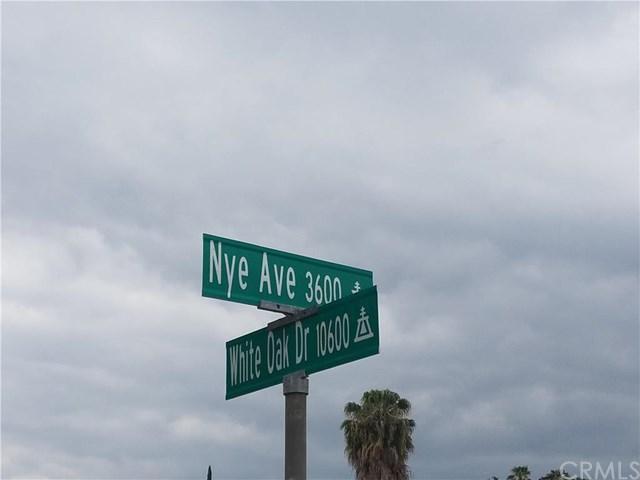 0 Nye Ave, Riverside, CA