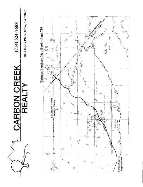 250 Oil Well Road, Brea, CA 92823