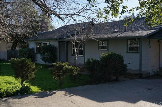 43 Grand Ave, Oroville CA 95965
