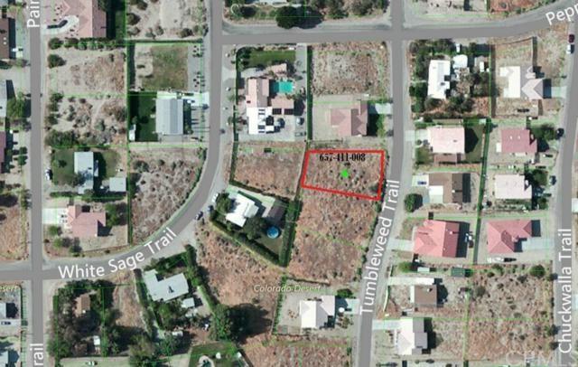 0 Tumbleweed Ter, Desert Hot Springs, CA 92241