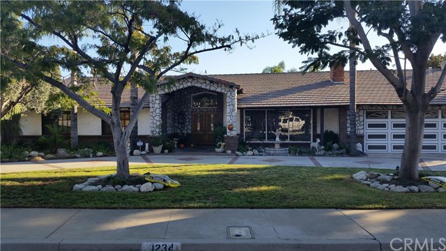 1234 Hidden Springs Ln, Glendora, CA