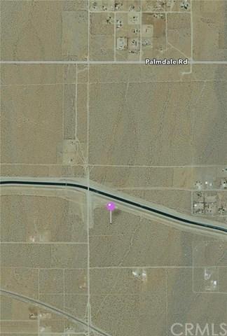 0 E Of Beekleysouth Of Aquaduct, Phelan, CA 92371