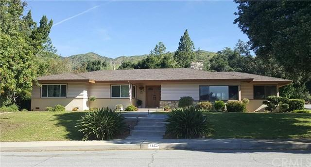 1143 Indian Springs Dr, Glendora CA 91741