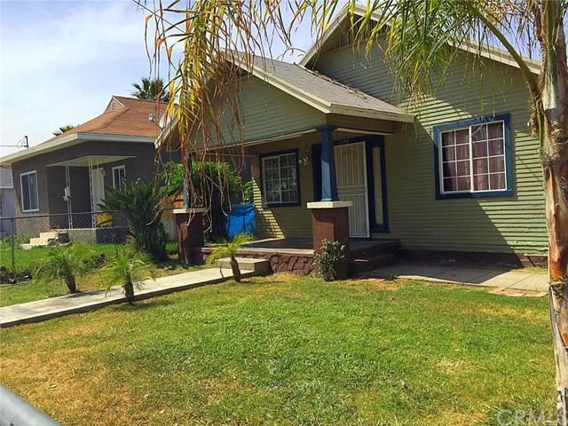1376 Birch St, San Bernardino CA 92410