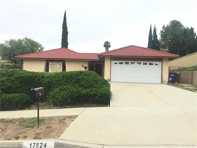 17824 Contra Costa Dr, Rowland Heights CA 91748