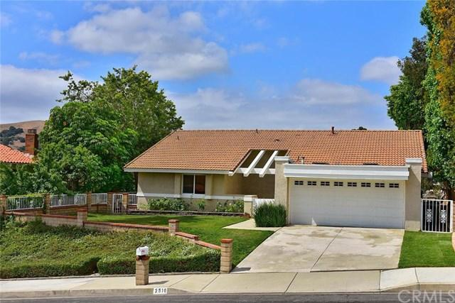 2516 Turquoise Cir, Chino Hills, CA