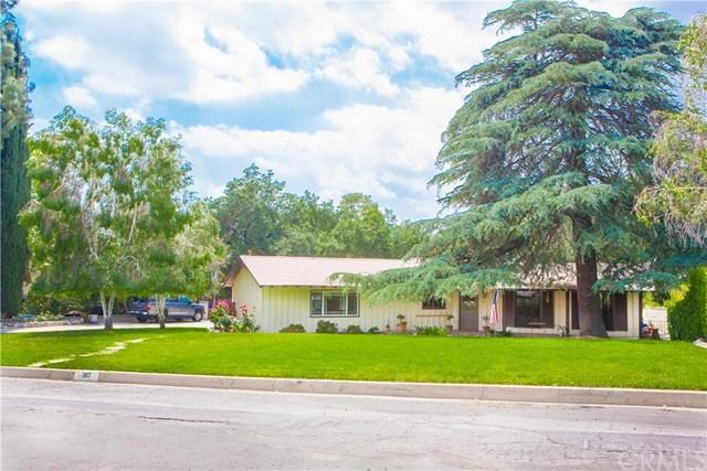 367 N Baldy Vista Ave, Glendora CA 91741