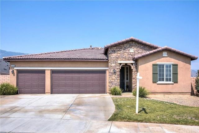 5505 N Pinnacle Ln San Bernardino, CA 92407