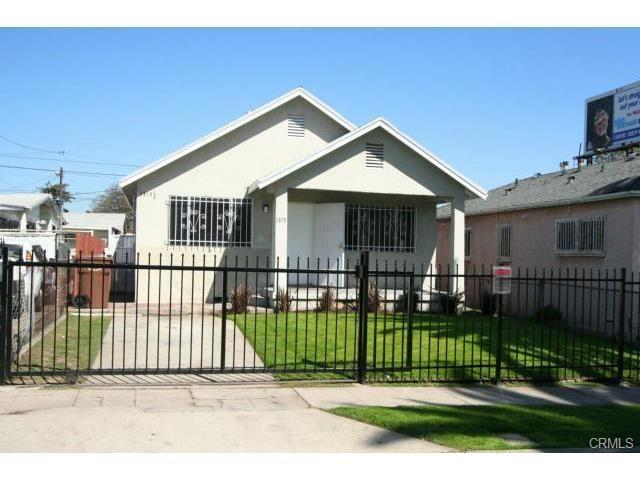 1315 W 101st St, Los Angeles, CA 90044