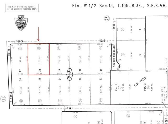 28 Yucca Rd, Newberry Springs, CA 92365