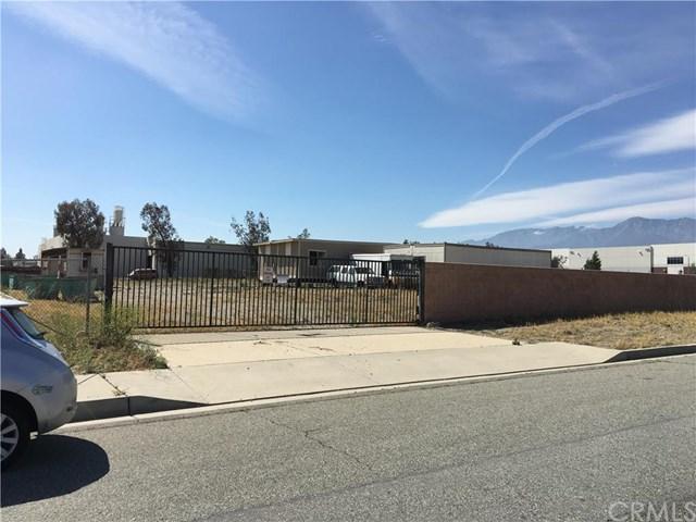 0 Elm Avenue, Fontana, CA 92337