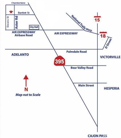 0 Bartlett Road, Adelanto, CA 92301