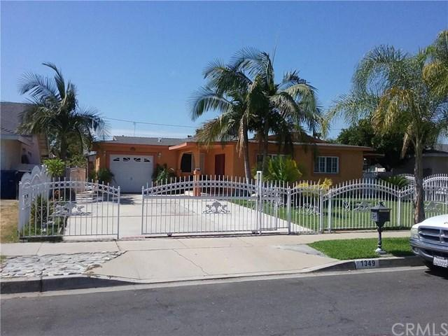 1349 W Fawn St, Ontario, CA 91762