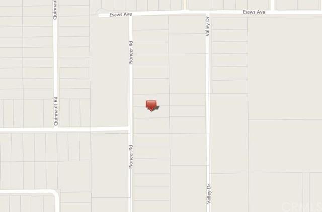 0 Pioneer Road, Apple Valley, CA 92307