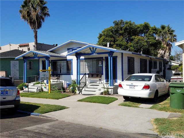 5461 2nd Avenue, Los Angeles, CA 90043