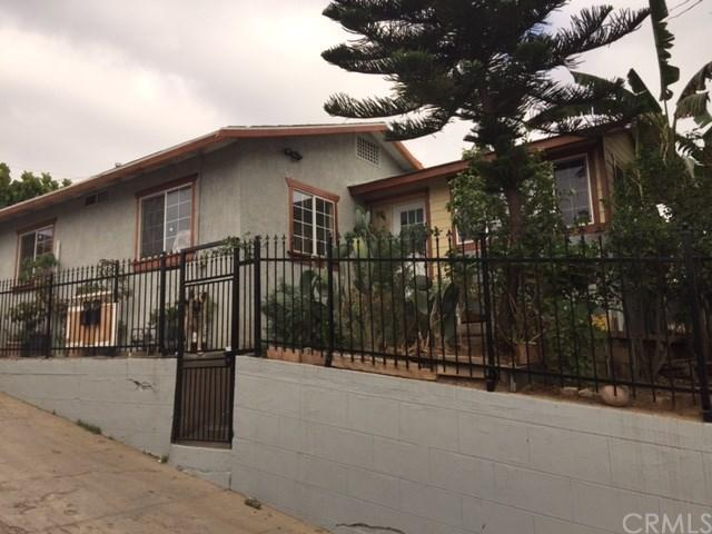 1143 S Evergreen Ave, Los Angeles, CA 90023