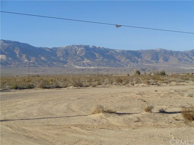 0 E End Rd, Lucerne Valley, CA