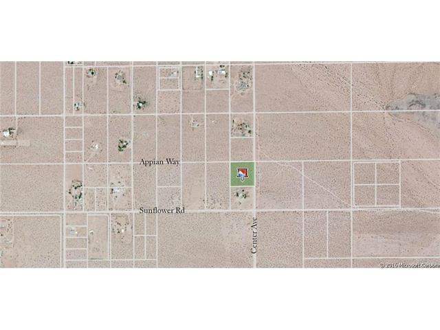 0 Center, Joshua Tree, CA 92252