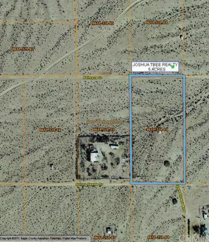 0 Sunny Sands, 29 Palms, CA 92277