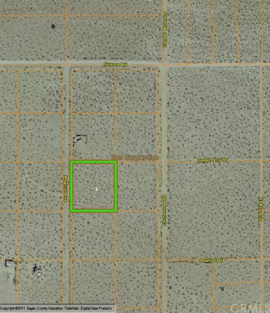 1825 Magical Avenue, Joshua Tree, CA 92252