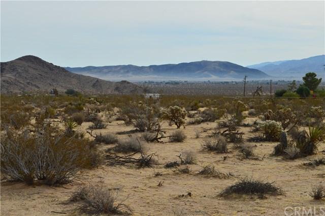 0 Border, Joshua Tree, CA 92252