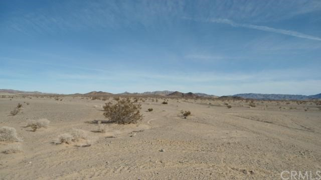 0 Bullion Mountain Road, 29 Palms, CA 92277