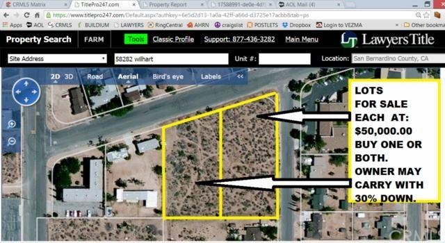 0 Santa Fe Trl, Yucca Valley, CA 92284