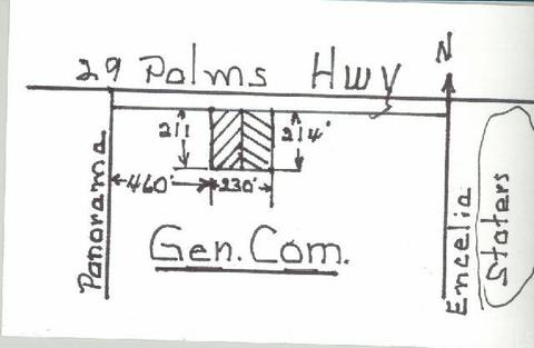 71600 29 Palms Outer Highway, 29 Palms, CA 92277