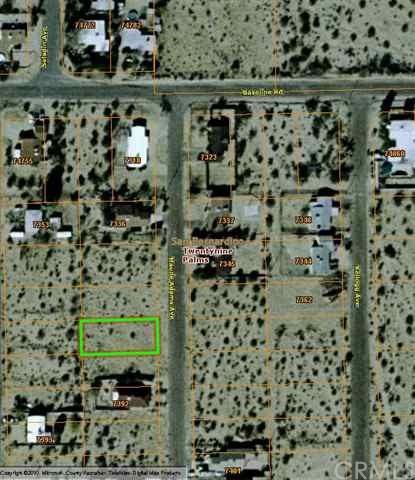 7372 Maude Adams Avenue, 29 Palms, CA 92277