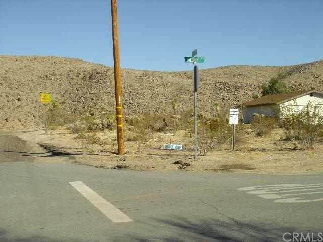 0 Hilltop, Joshua Tree, CA 92252