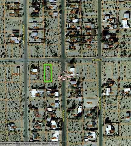 0 Sunset Drive, 29 Palms, CA 92277