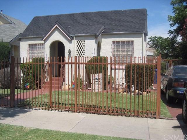 3774 S Gramercy Pl, Los Angeles, CA 90018