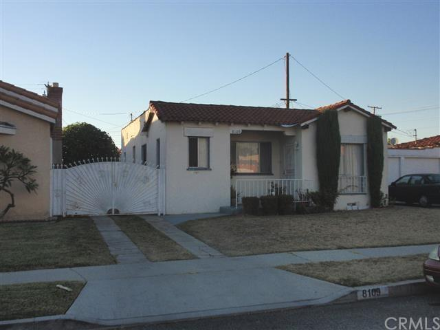 8109 San Luis Ave, South Gate, CA 90280