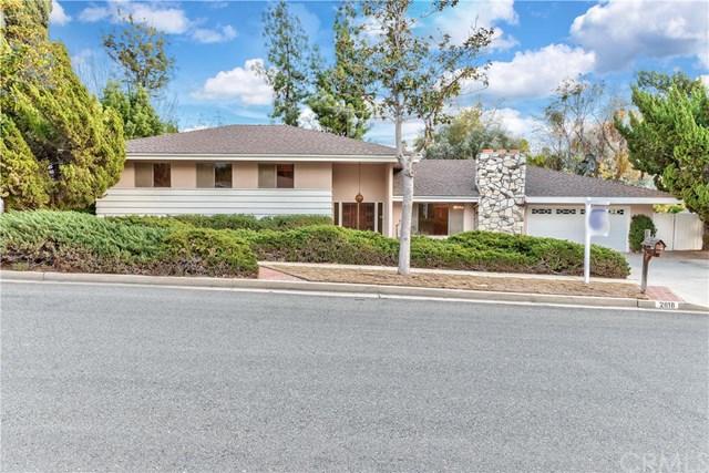 2818 Sunnywood Dr, Fullerton, CA
