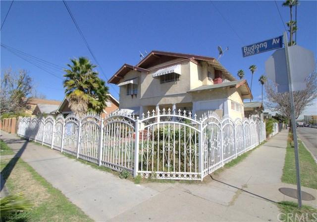 3876 S Budlong Ave, Los Angeles, CA 90037