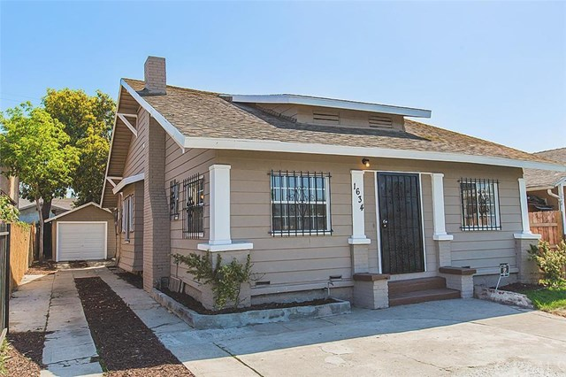 1634 W 54th St, Los Angeles, CA