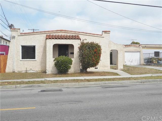 8116 S Denker Ave, Los Angeles, CA 90047