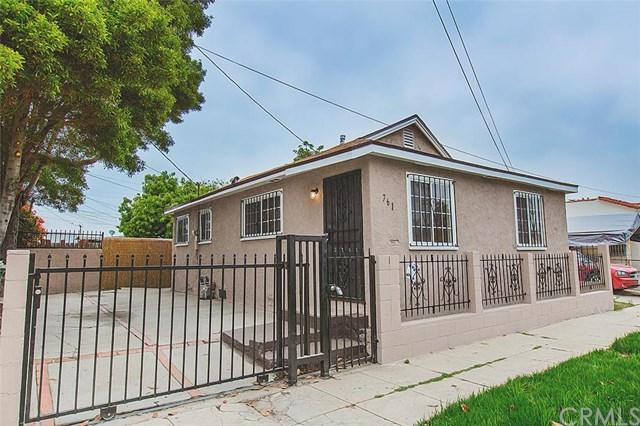 761 W 91st St, Los Angeles, CA 90044
