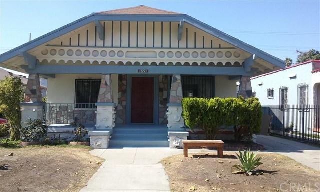 1227 W 58th Pl Los Angeles, CA 90044