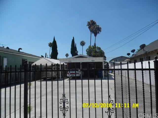 606 W 54th St, Los Angeles, CA 90037